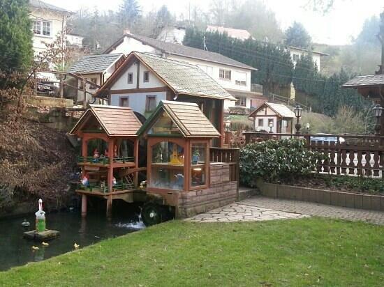 Theis-Mühle Hotel:                   an der Mühle