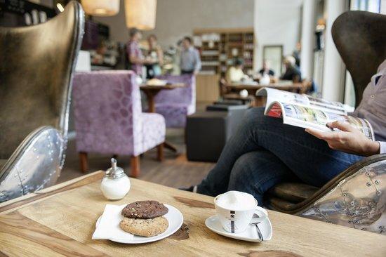 Bergheim 41 Hotel im Alten Hallenbad : Einrichtung Kaffeekultur