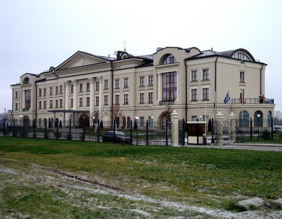 Volgskaya Riviera:                   Шикарный отель