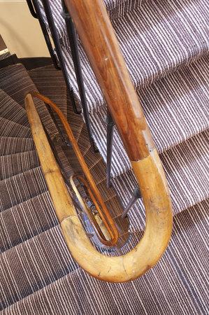Hotel de la Tour Eiffel : Vue escalier