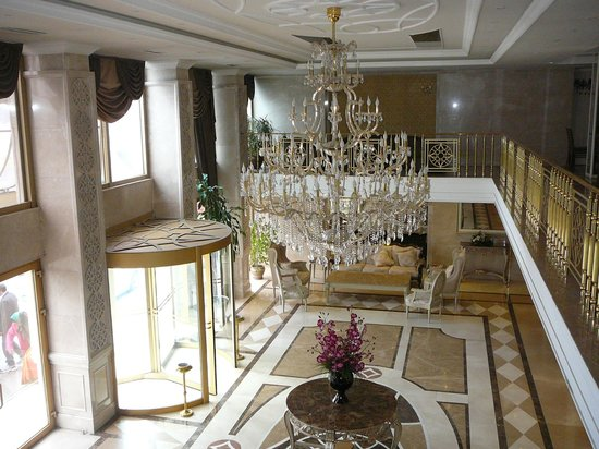 Grand Hotel Halic: Hall