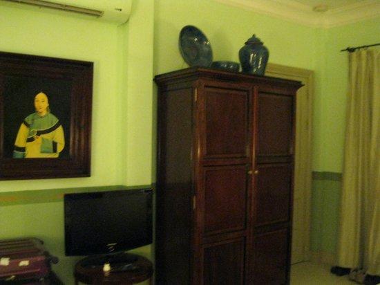 Villa Maly: Zimmer