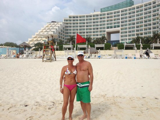 Live Aqua Cancun All Inclusive:                   beach