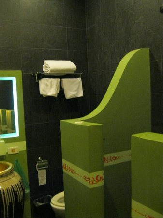 Villa Maly : Badezimmer