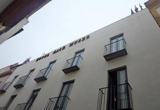 Aacr Museo :                   Fachada de Hotel