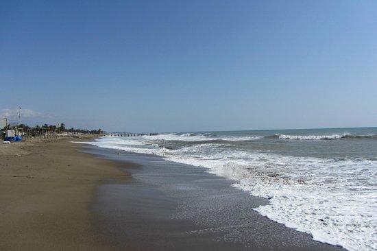 Vera Verde Resort: Strand Anfang März