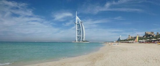 Jumeirah Al Qasr at Madinat Jumeirah: View of the Burj al Arab