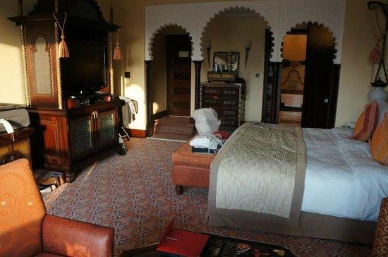 القصر في مدينة الجميرا: Room