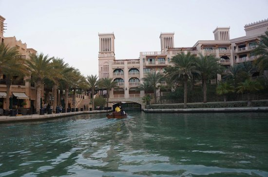 Jumeirah Al Qasr at Madinat Jumeirah: On the Abra