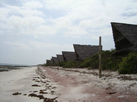 Lazy Lagoon: bungalow