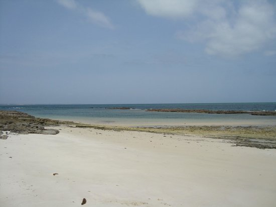 Lazy Lagoon: spiaggia