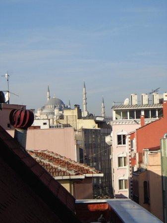 Hotellino Istanbul:                   Vista de balcão