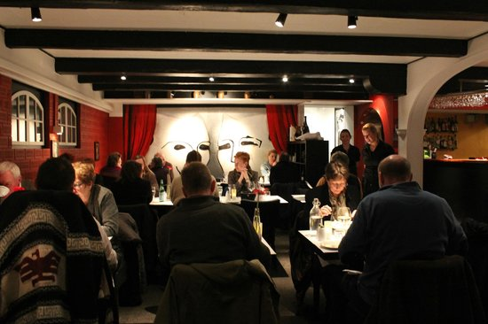 Ristorante Il Teatro: dinnner room 1