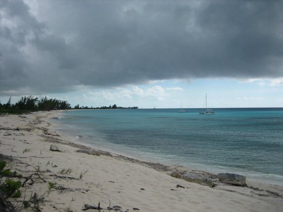 NW Side of Crooked Island