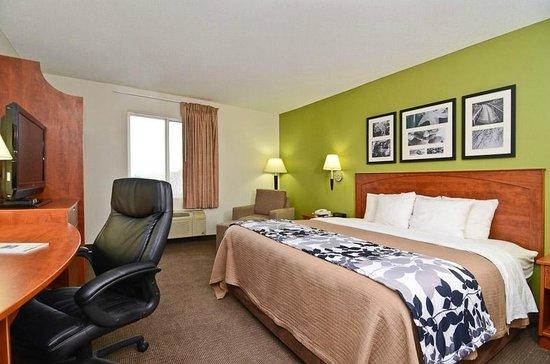 Sleep Inn Minot: Guest Room