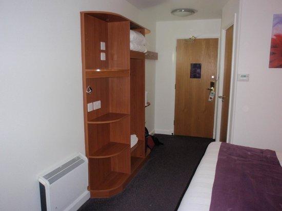 Premier Inn Glasgow City Centre South Hotel: Bedroom