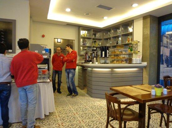 Hotellino Istanbul:                   Recepção