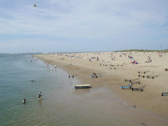 The Vanner: Four miles of beautiful sands