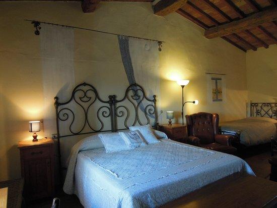 B&B Le Due Volpi: Room Minerva