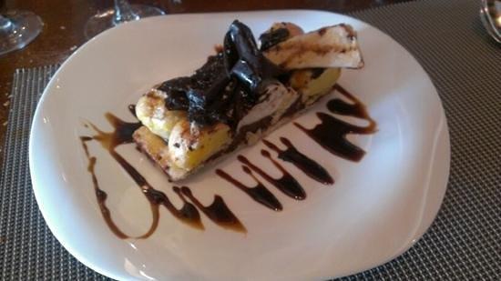Giorgio Restaurant :                   toscanella mmmmmm.....