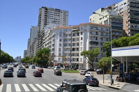 Hotel Alpino:                   Buenos Aires