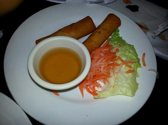 Saigon Cafe: Fried Spring Roll