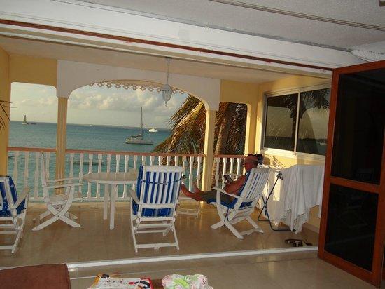 Sunsea Atlantide Residence Hotel:                   terrasse