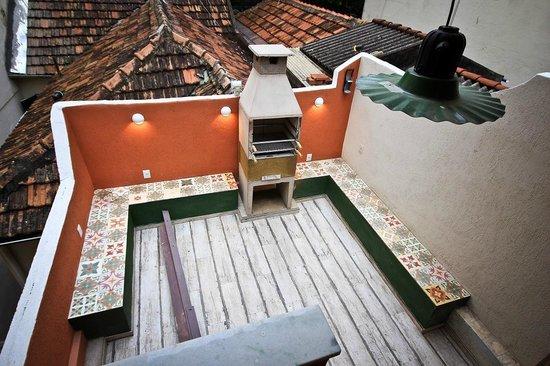 Rio Deal Bed & Breakfast: Roof top