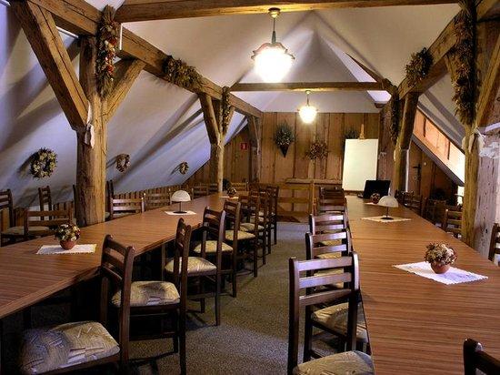 Protea Hotel: conference room