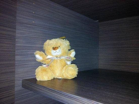 Arcotel John F: Teddy!