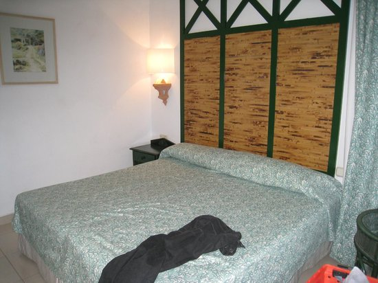 Parque del Sol:                   The bedroom