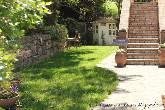 Residenze L'Alberata: Giardino