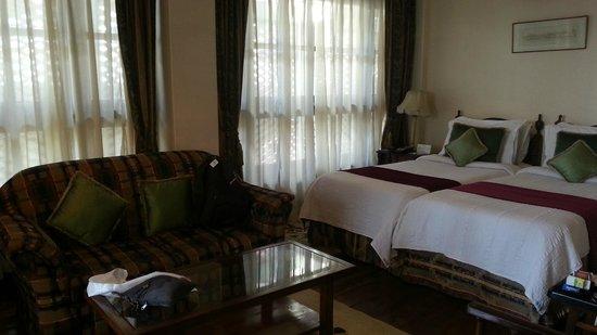 The Elgin, Darjeeling:                   Room 58