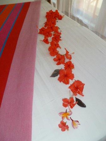 Sunbeach Hotel:                   More Flowers