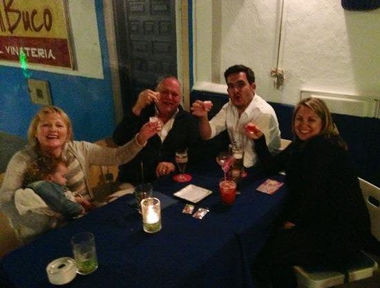 Kactus Café:                   cheers!