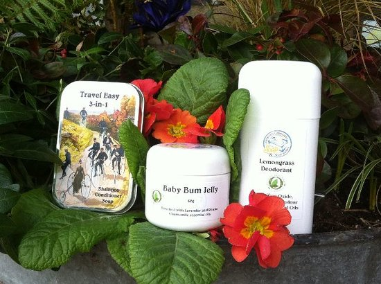 Clayburn Comforts Soap & Body Works
