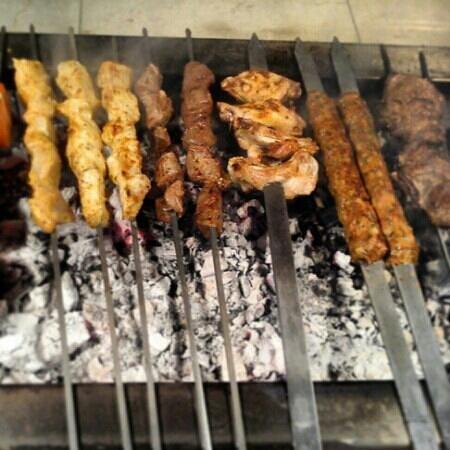 Anatolia Cuisine:                   wonderful grill. Anatolia mix grill.