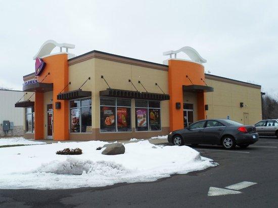 Taco Bell Lansing 4347 W Saginaw Hwy Restaurant