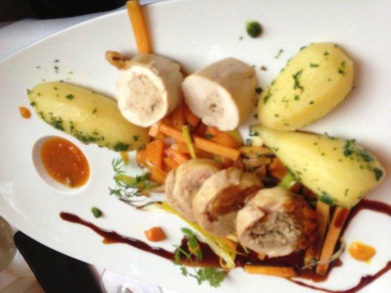 Das Speisezimmer: main dish