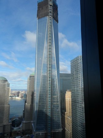 Millenium Hilton: freedom tower