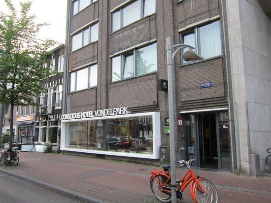 Conscious Hotel Vondelpark:                   The hotel