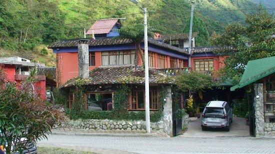Miramelindo Spa Hotel:                   Hotel von außen