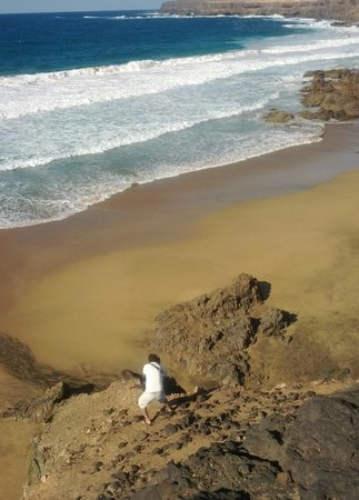 Playa de tebeto fotograf a de fuerteventura islas canarias tripadvisor - Jm puerto del rosario ...