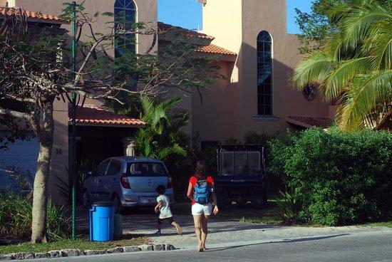 Villas Picalu B&B Boutique:                   Llegando a villas picalu