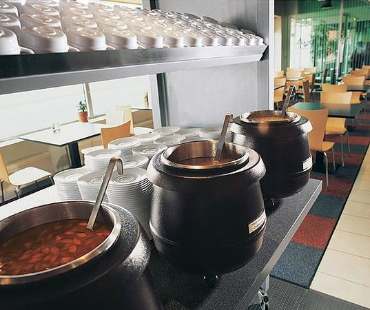 Express Cafe: Soup Gallery