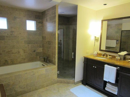 Enchantment Resort:                                     Gorgeous Bathroom