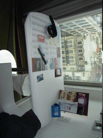 Le petit bureau - Picture of Mercure Le President Biarritz Centre ...