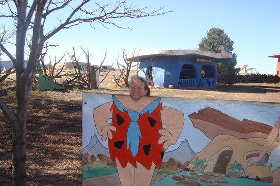 Flintstone's Bedrock City:                                     me