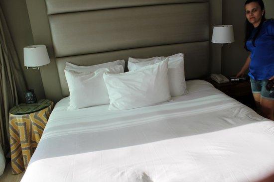 Hilton Bentley Miami/South Beach:                   cama