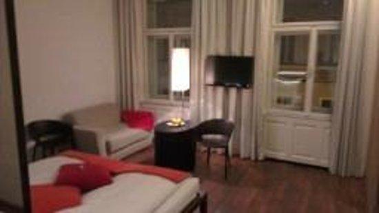 Hotel Hollmann-Beletage: Sitzecke